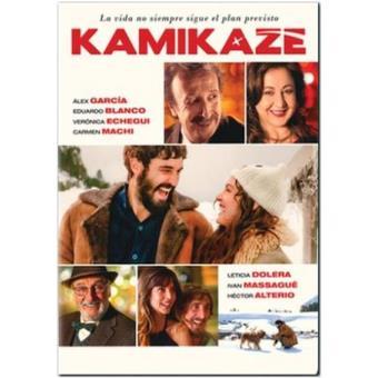Kamikaze - DVD