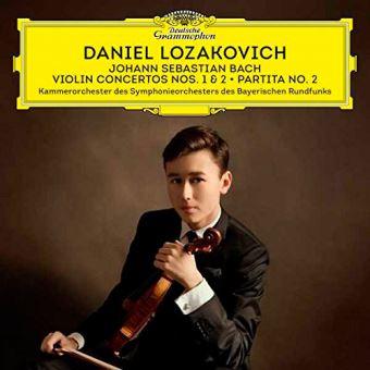 Bach - Violin Concertos Nos. 1 & 2