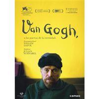 Van Gogh, a las puertas de la eternidad - DVD