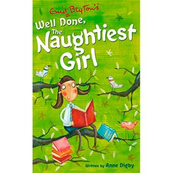 The Naughtiest Girl 8: Well Done