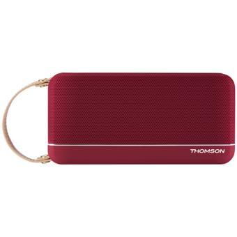 Altavoz Bluetooth Thomson WS02 Rojo