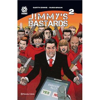 Jimmy's Bastards nº 02/02
