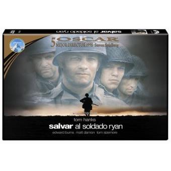Salvar al soldado Ryan - DVD Ed Horizontal