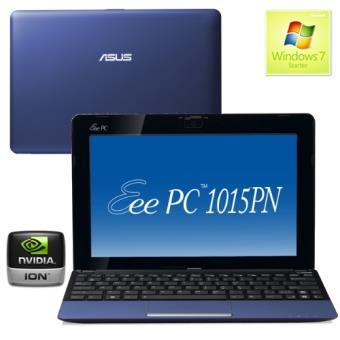 """Asus Eee PC 1015PN-BLU0 color azul Netbook 10,1"""" (PRODUCTO REACONDICIONADO)"""