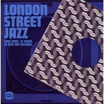 1988-2009 21 Years Of Acid Jazz Records
