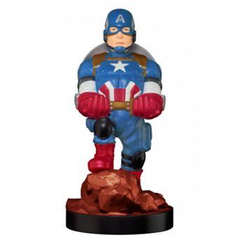 Cargador Guy Los Vengadores - Capitán América 20 cm