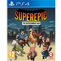 SuperEpic: The Entertainment War Collector Edition PS4