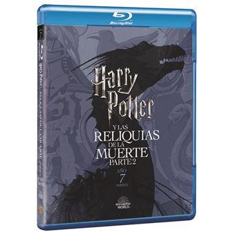 Harry Potter y las Reliquias de la Muerte Parte II - Blu-Ray