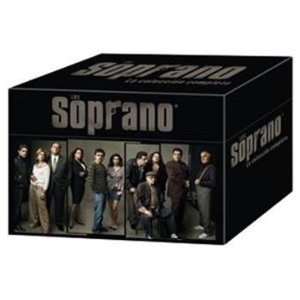 Pack Los Soprano: Colección completa - DVD