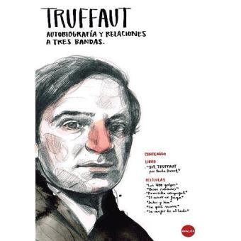 Pack François Truffaut - DVD + libro