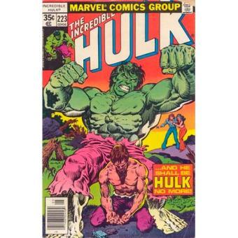 El increíble Hulk: Muerte y destino