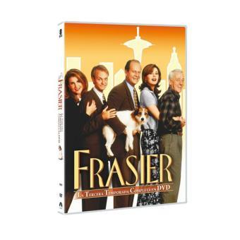 Frasier - Temporada 3 - DVD