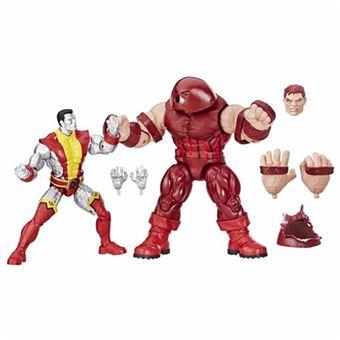 Figura Marvel X-Men - Coloso y Juggernaut