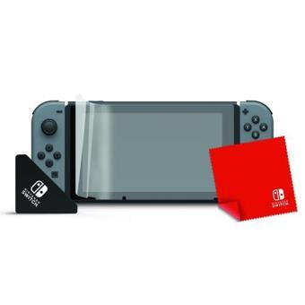 Protector de pantalla y kit de limpieza Oficial Nintendo Switch