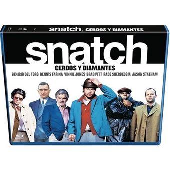 Snatch. Cerdos y diamantes - Blu-Ray Ed Horizontal