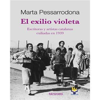 El exilio violeta