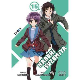 Haruhi Suzumiya 15