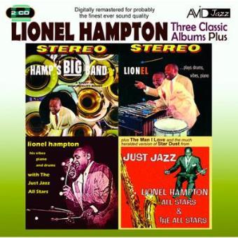 3 Classic Albums Plus. Lionel Hampton