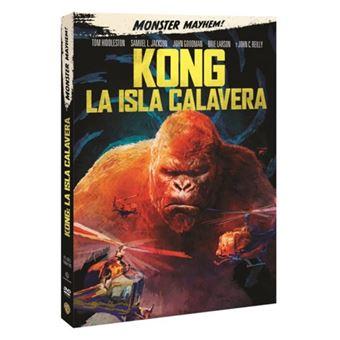Kong. La isla calavera  Ed Mayhem - DVD