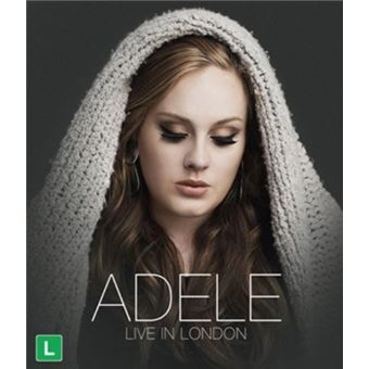 Live in London - Blu-Ray