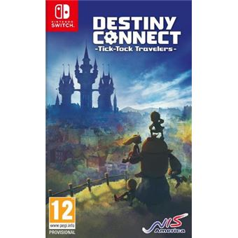 Destiny Connect : Tick-Tock Travellers - Day One Edition - Nintendo Switch