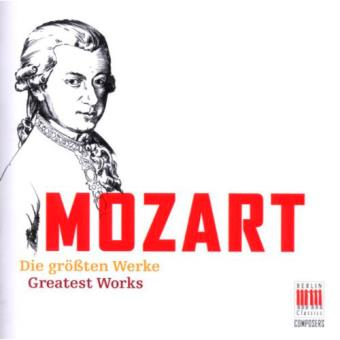 Mozart - The Greatest Works