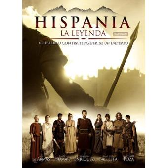 Hispania la leyenda - Temporada 1 - DVD