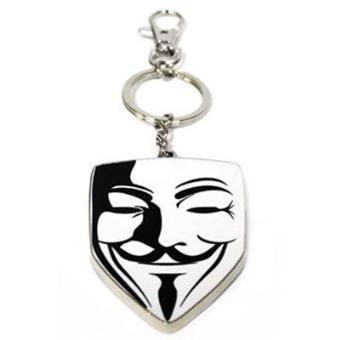 Llavero Máscara V de Vendetta