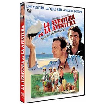 La aventura es la aventura - DVD