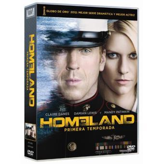 HomelandHomeland - Temporada 1 - DVD