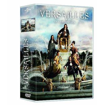 Versailles - Serie Completa - DVD