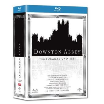 Pack Downton Abbey  Serie Completa - Blu-Ray