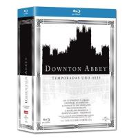 Pack Downton Abbey - Serie completa - Blu-Ray