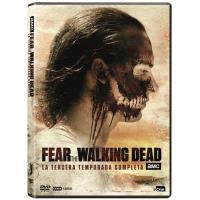 Fear The Walking Dead  Temporada 3 - DVD