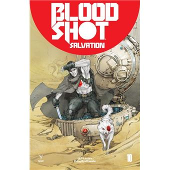 Bloodshot salvation 10 - grapa