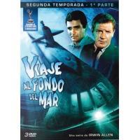 Pack Viaje al fondo del mar (Temporada 2 - Volumen 1) - DVD