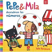 Pepe & Mila descubren los números