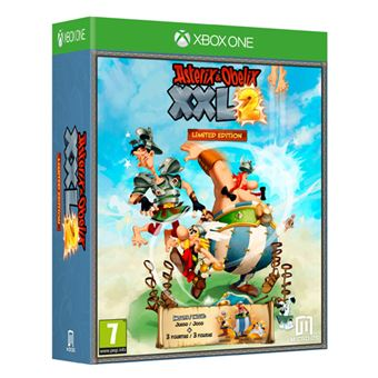 Astérix y Obélix XXL 2  - Edición Limitada - Xbox One