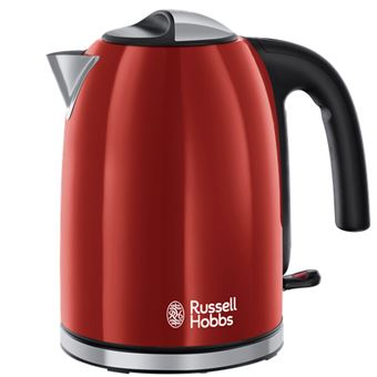 Hervidor Russell Hobbs Flame Red