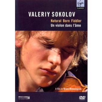 A Natural Born Fiddler (Formato DVD)