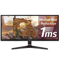 """Monitor LED IPS LG 34"""" 34UM69G-B Ultrawide Full HD"""
