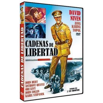 Cadenas de libertad - DVD