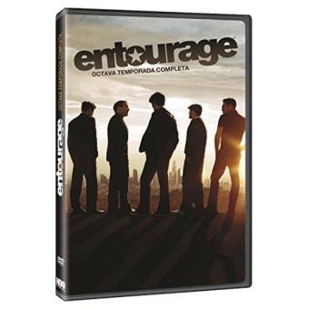 Entourage - El séquito - Temporada 8 - DVD