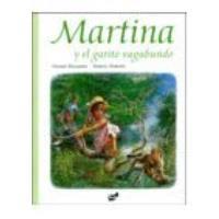 Martina y el gatito vagabundo