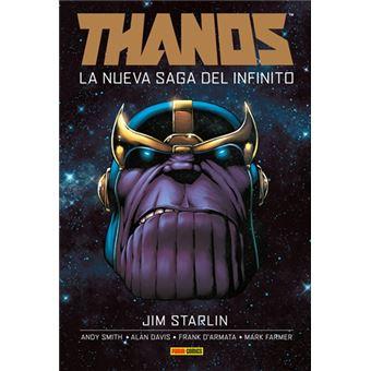 Marvel Integral. Thanos: La nueva saga del Infinito