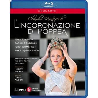 L'incoronazione di Poppea (Formato Blu-Ray)