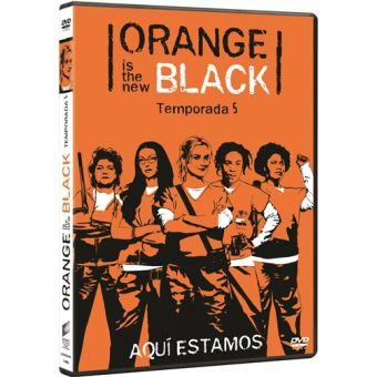Orange is the new black - Temporada 5 - DVD