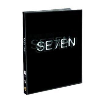 Seven - DVD - Digibook - Ed Coleccionista