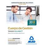 Administrativo civil libre tema 3 2