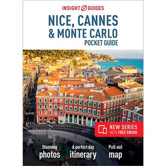 Insight Pocket Guide - Nice, Cannes & Monte Carlo